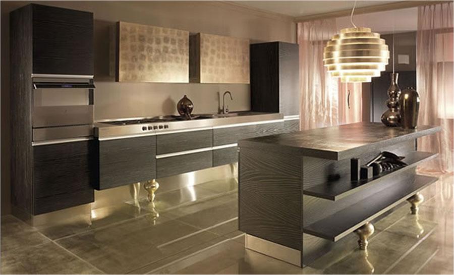 Фото дизайн интерьера современной кухни