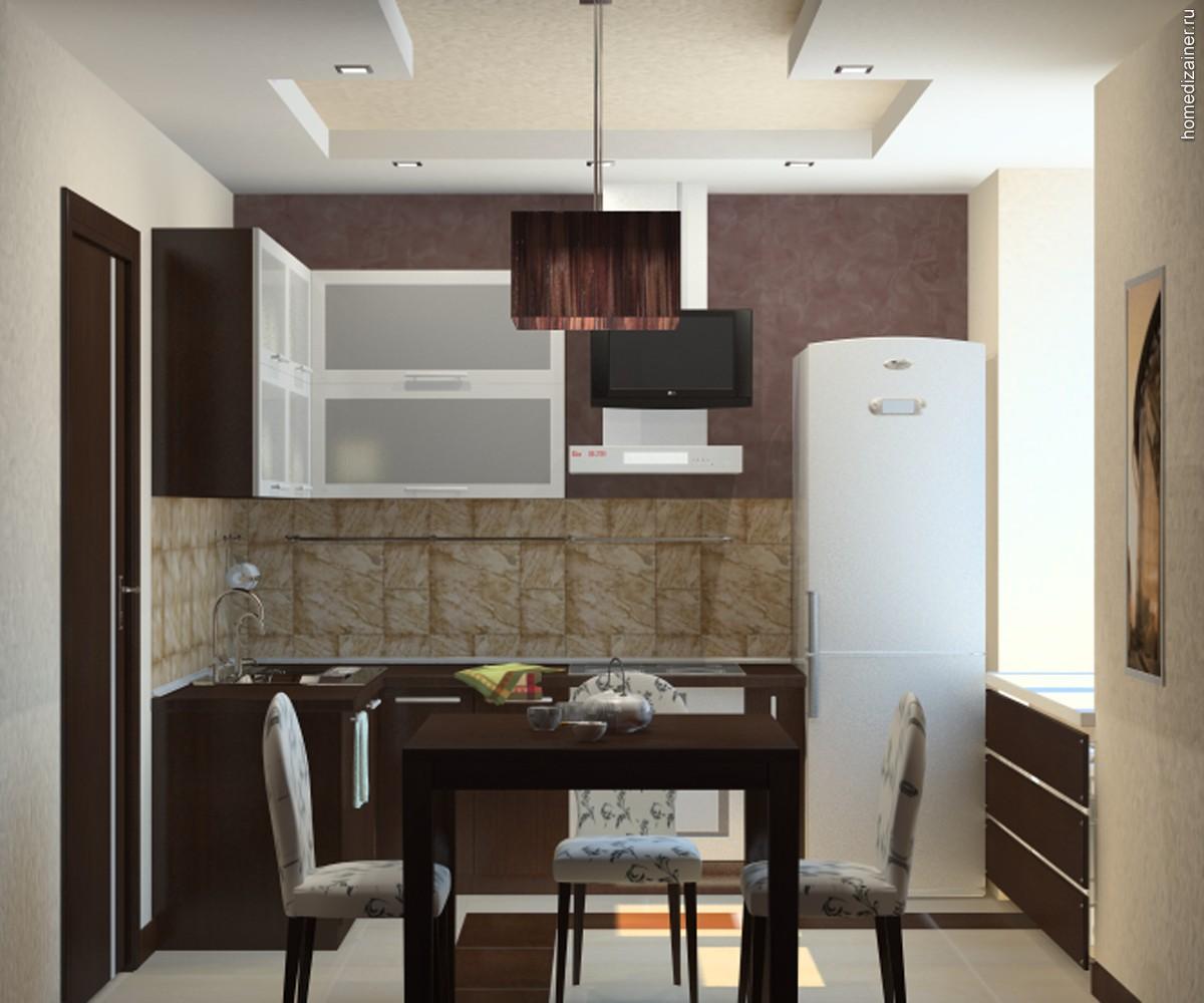ремонт квартир фото дизайн кухни маленькой