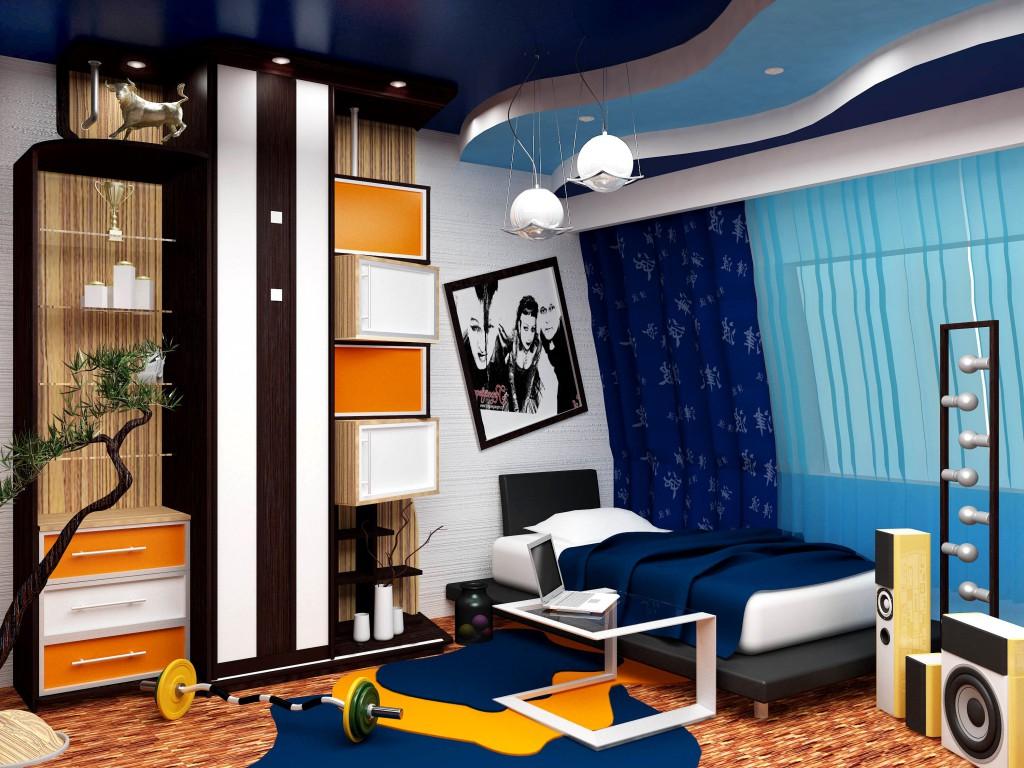 Фото ремонтов комнат для подростков