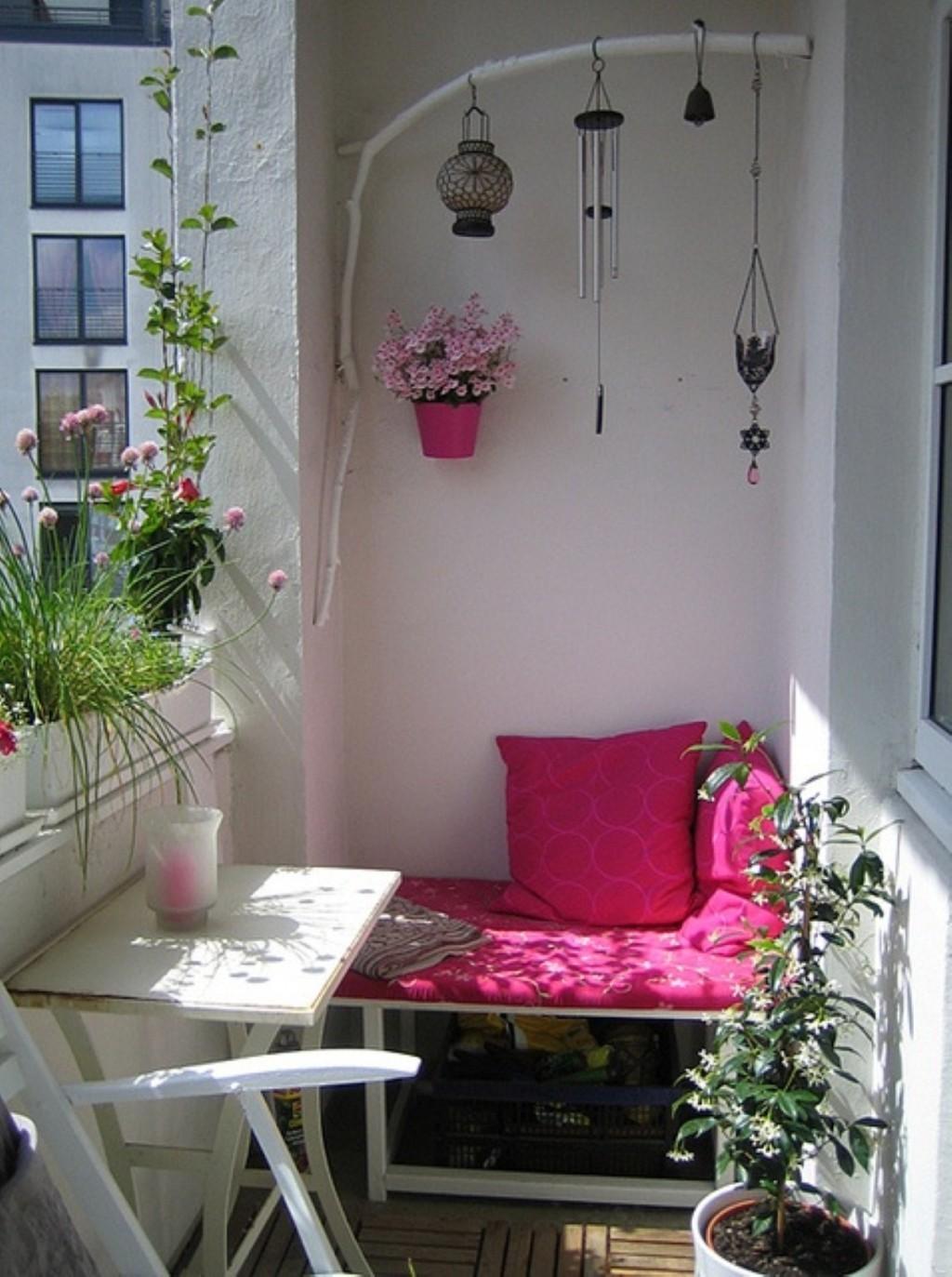 """Дизайн балкона цветами """" - карточка пользователя alenarizhov."""