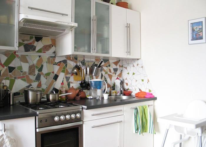 Как обновить фартук на кухне своими руками - Masterzagara.ru