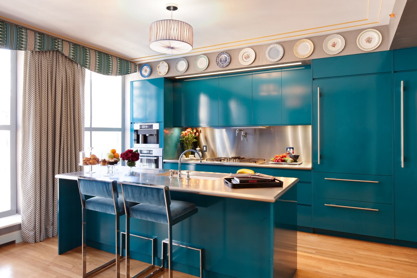Kitchen Cabinet Color Schemes  londonlanguagelabcom