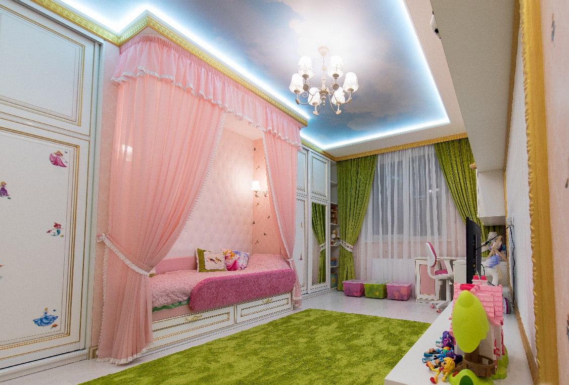 Детские комнаты 54