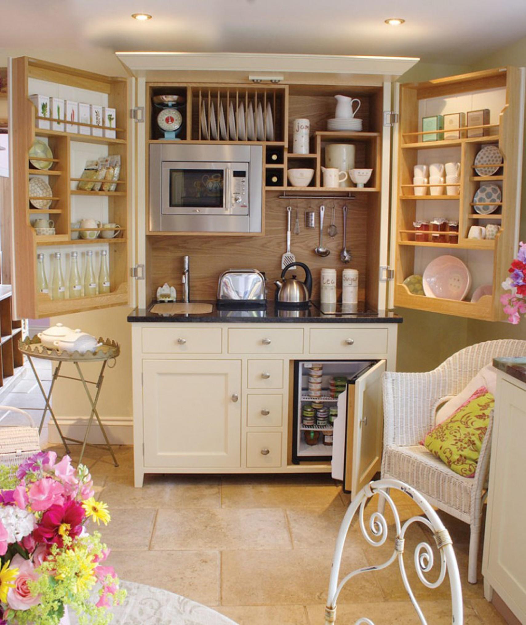Идеи вашего дома маленькая кухня фото