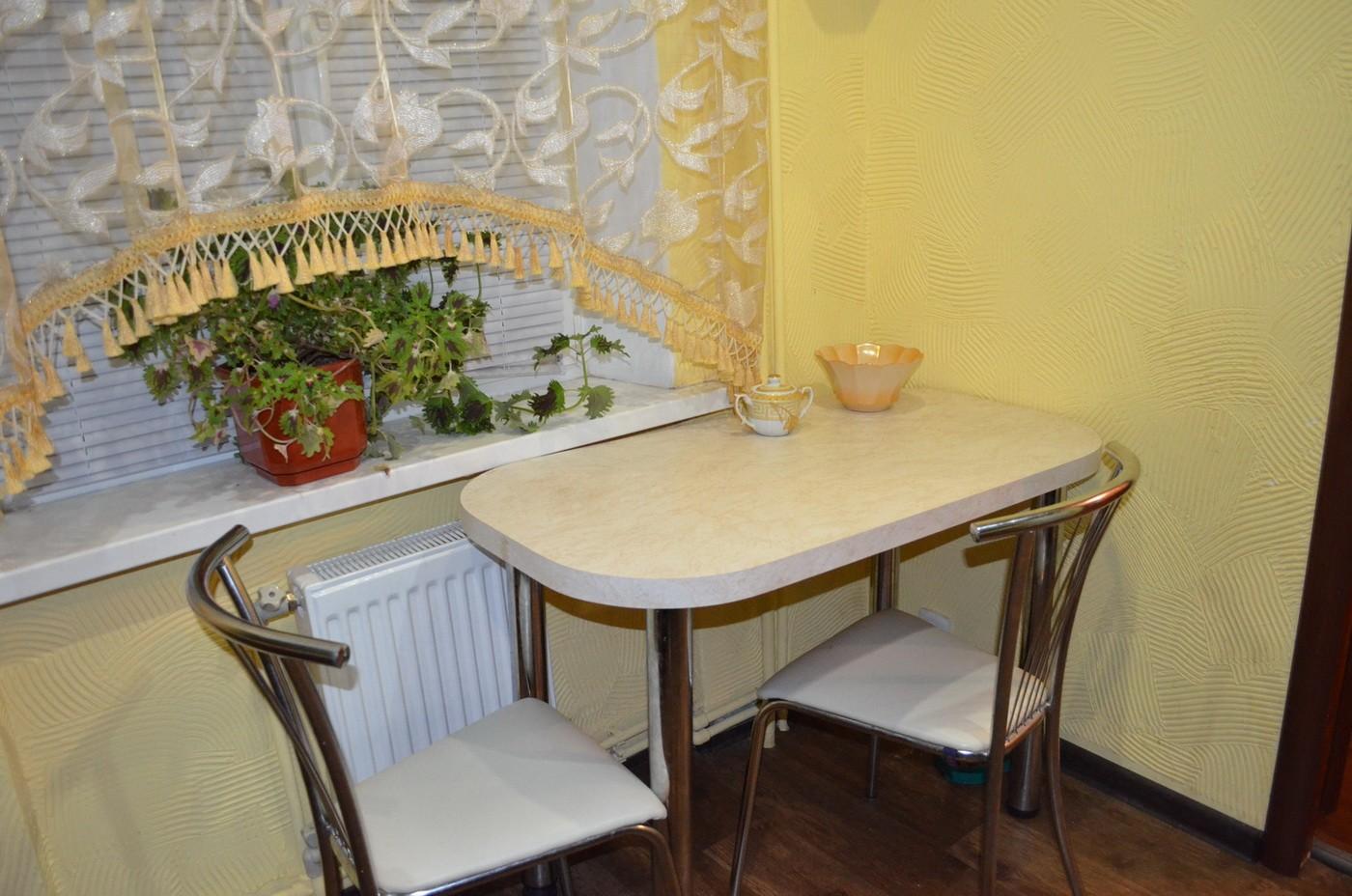 Стол для маленькой кухни своим руками фото 600