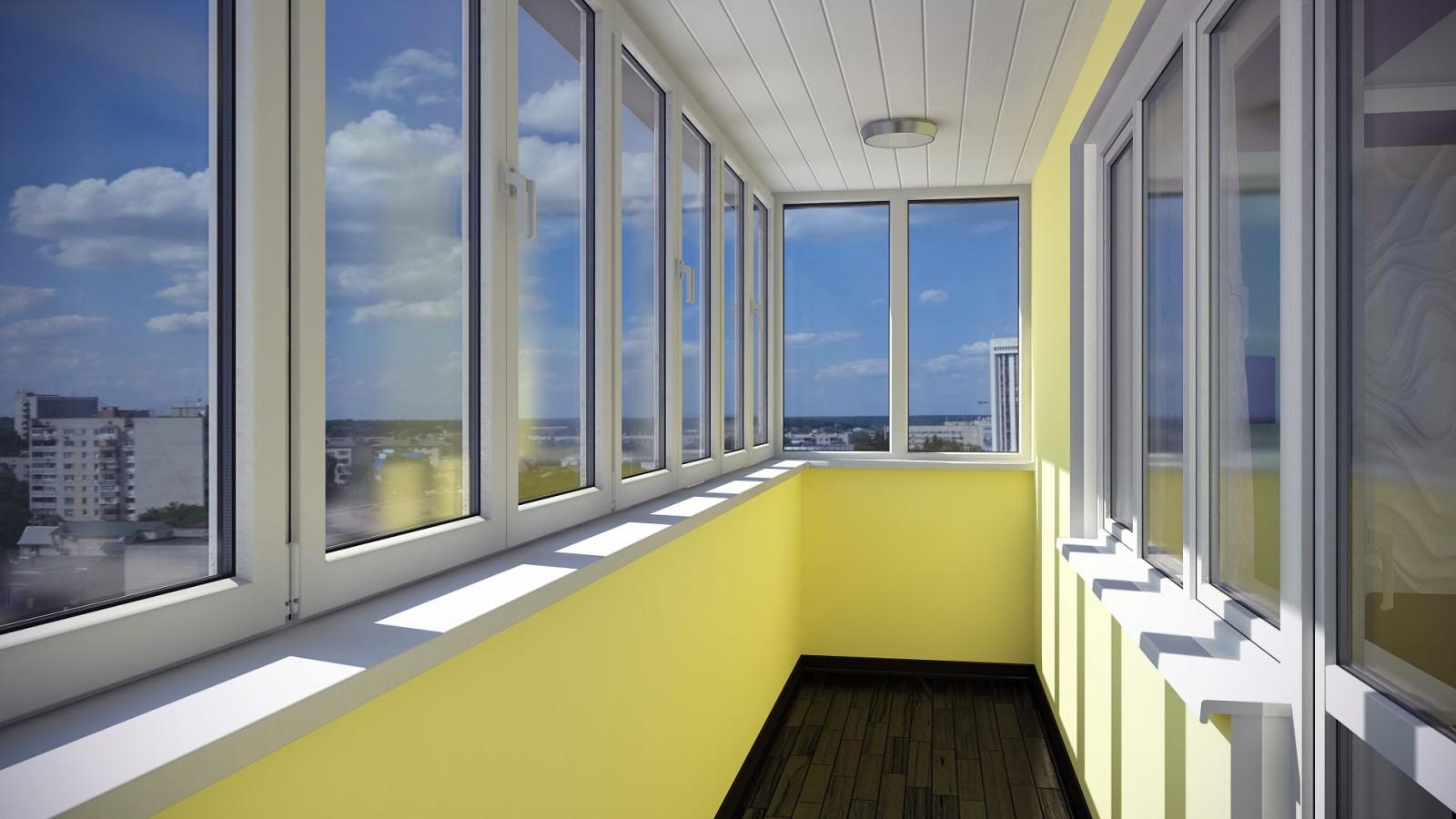 Остекление балкона своими руками пошаговая инструкция фото 776