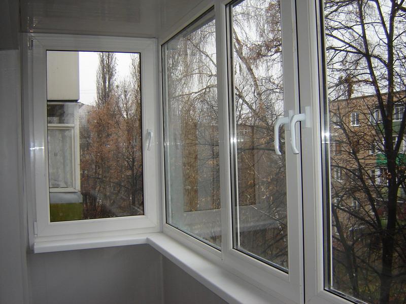 Остекление окон балконов фото балконы остекление