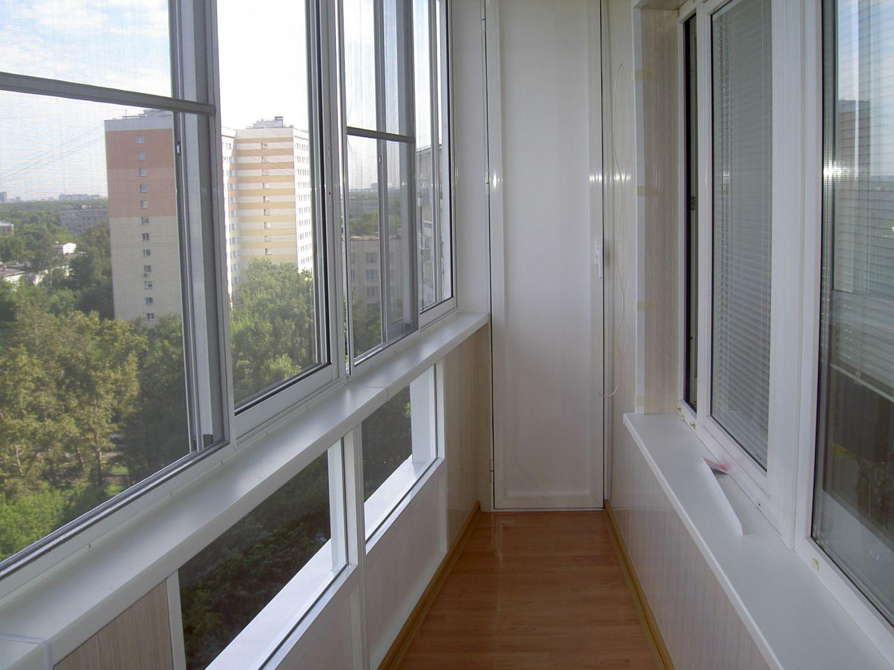 Остекление балконов серии п 111м и что можно сделать с маленьким балкончиком.