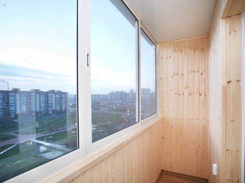 Балконы и лоджии - арт-сервис оконные системы окна двери пот.