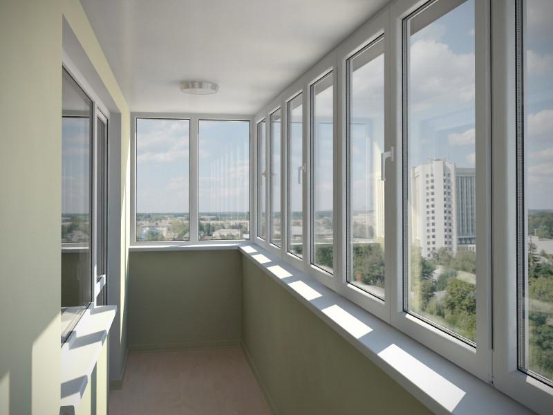 Отзывы о холодном остеклении балконов цены отделка балконов