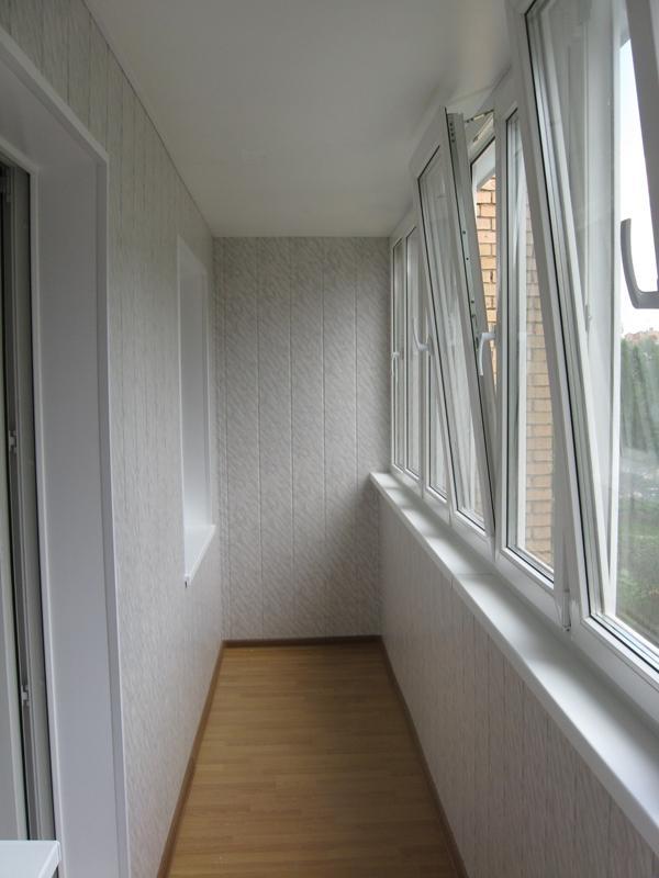 Отделка балкона мдф-панелями (33 фото): можно ли обшить свои.