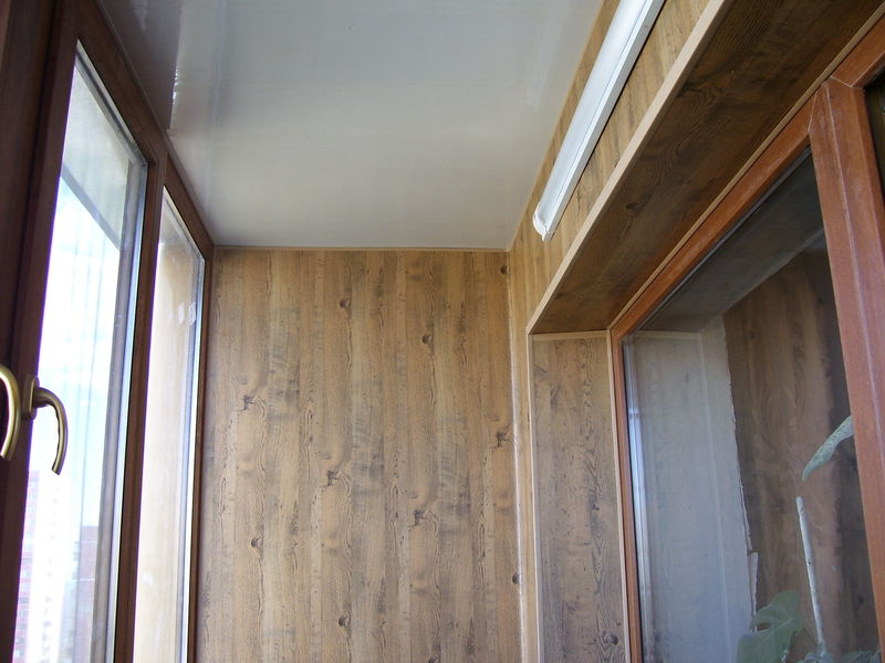 Отделка балконов мдф панелями отзывы вес стеклопакетов на балконе