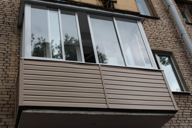 """Балкон """"под ключ"""" рамы, крыши, отделка, шкафы."""