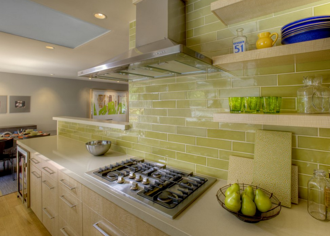 Интерьер кухни гостиной дизайн