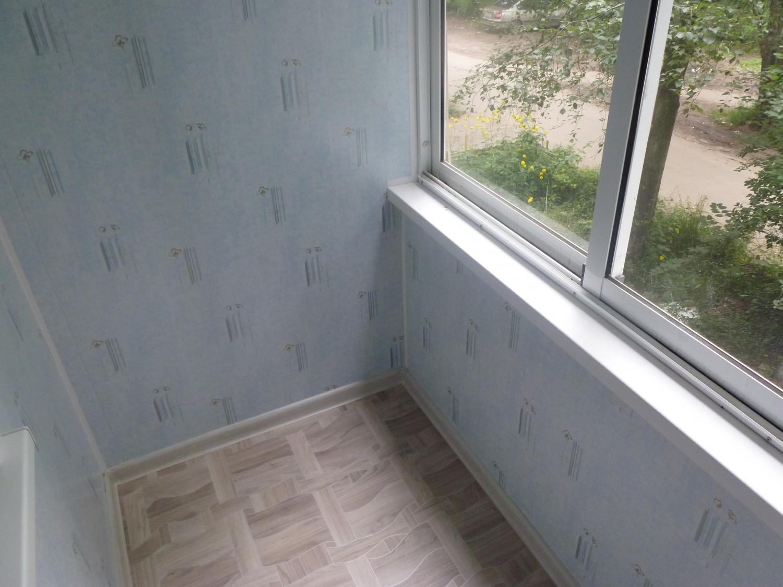 Балкон пластиковыми панелями своими руками 280