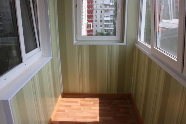 Отделка балкона пвх панелями фото остекление балконов 515