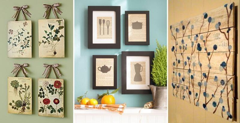 Картинки на стену своими руками фото фото 103