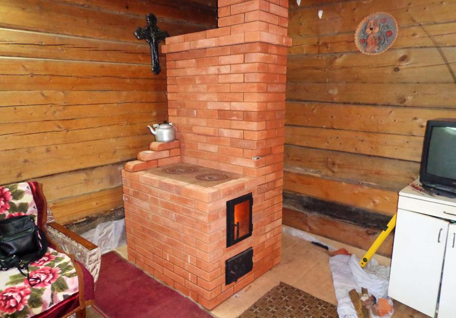 Печь для дачного дома