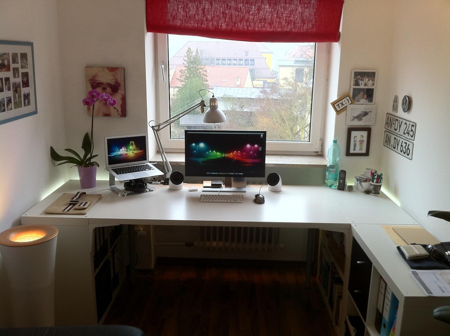 Идеи для домашнего офиса.