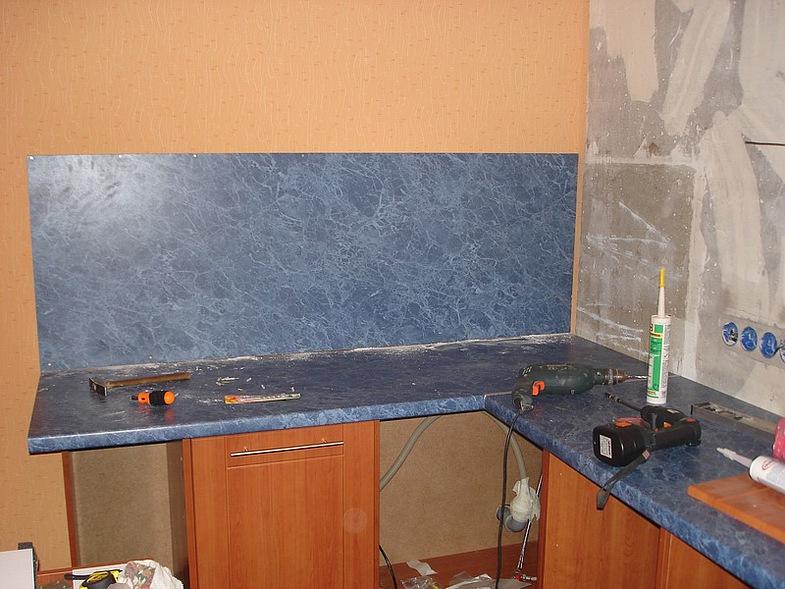 Стеновые панели для кухни установка своими руками