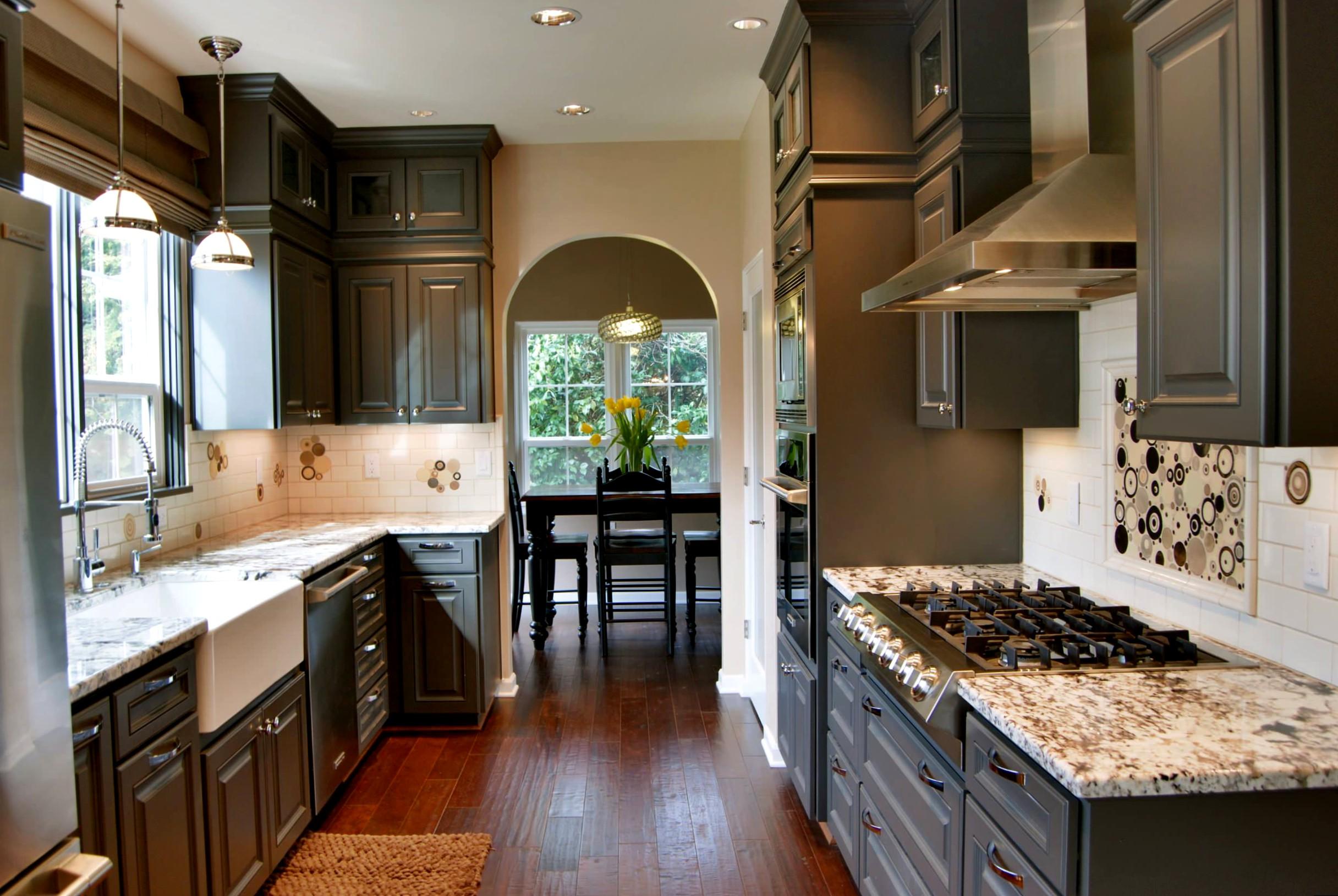 Дизайн кухни в доме 70 фото - Moreidei.ru