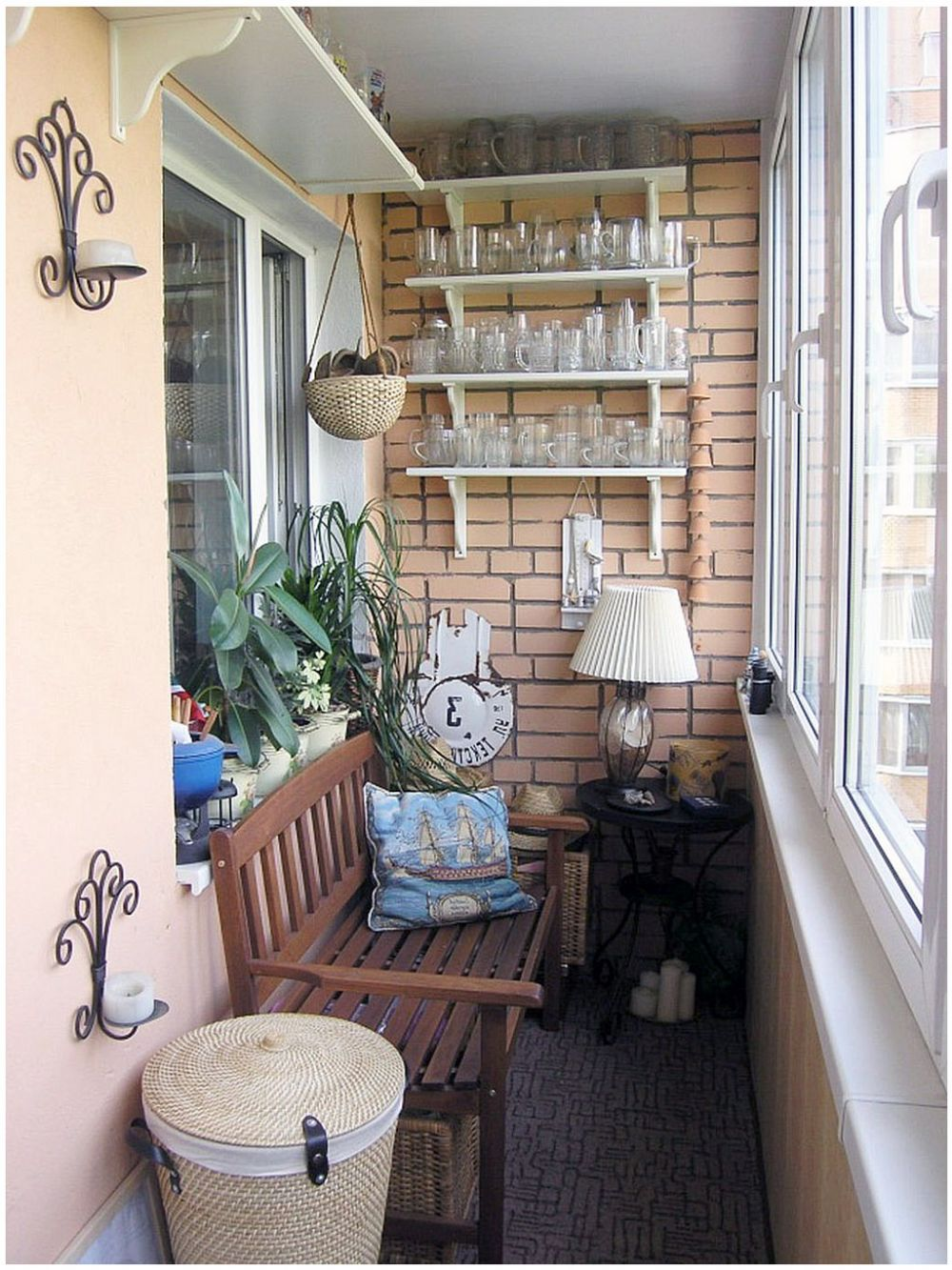 Советы о том, как красиво обустроить квартиру или дом своими 35