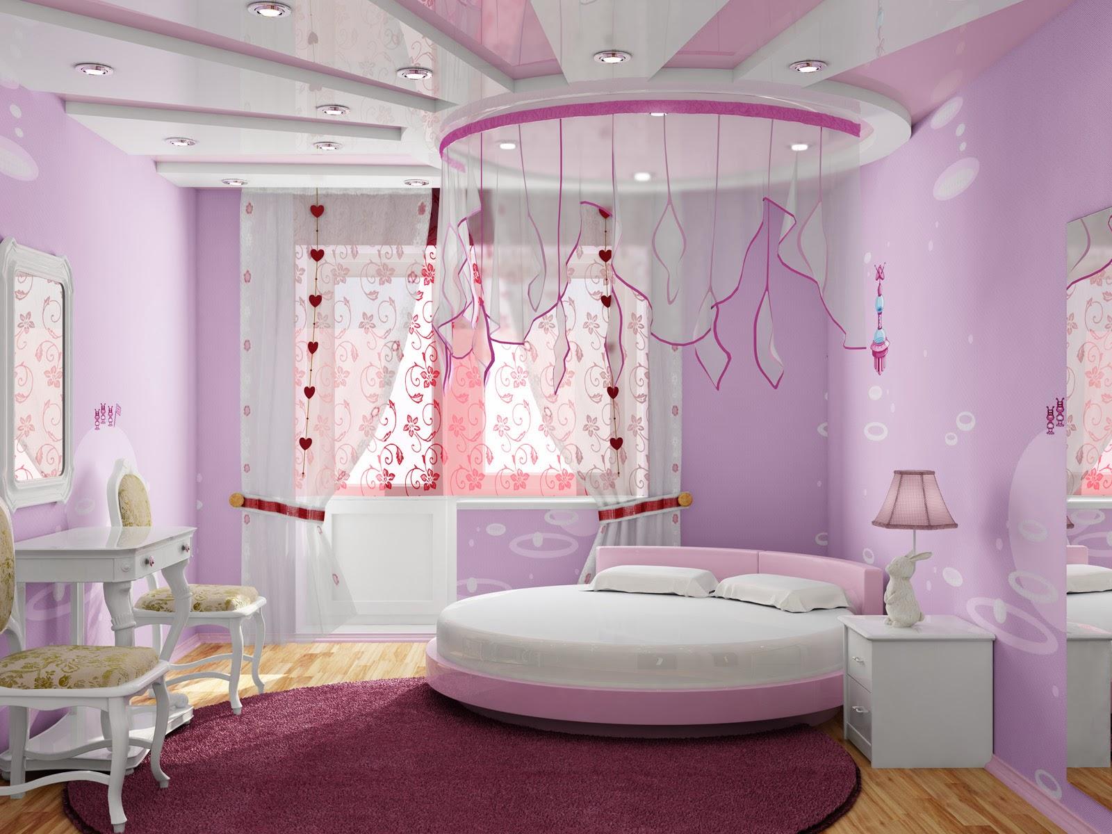 Детская комната для девочки подростка картинки