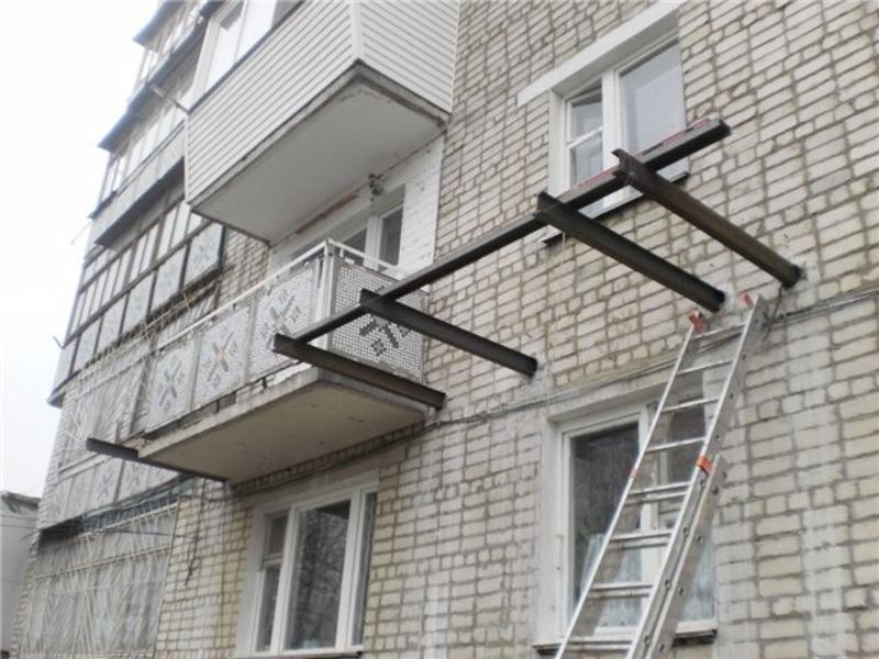 Ремонт балкона своими руками, видео инструкциЯ, советы по ус.