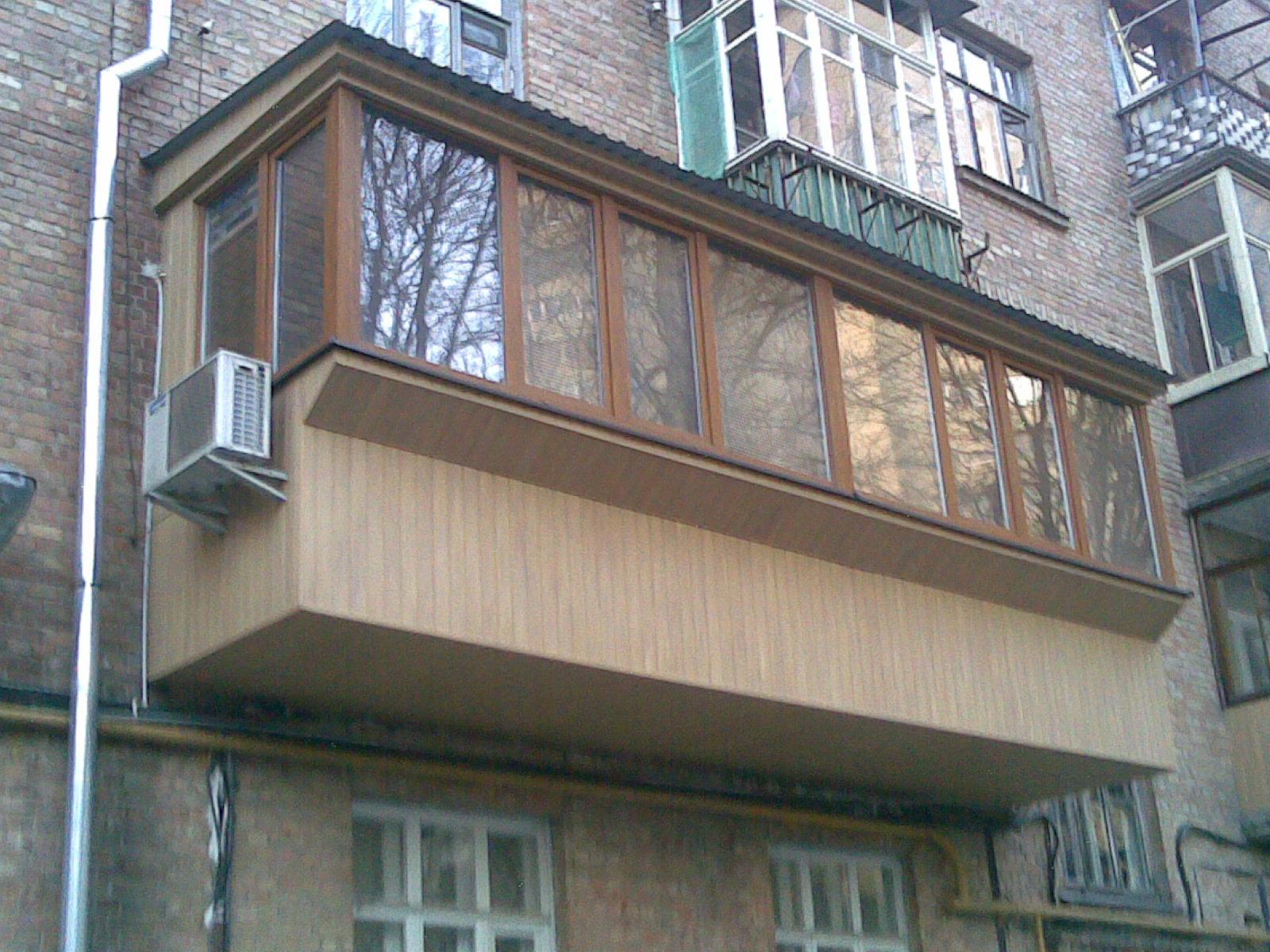 Расширение балкона (37 фото): проект без разрешения и гост п.