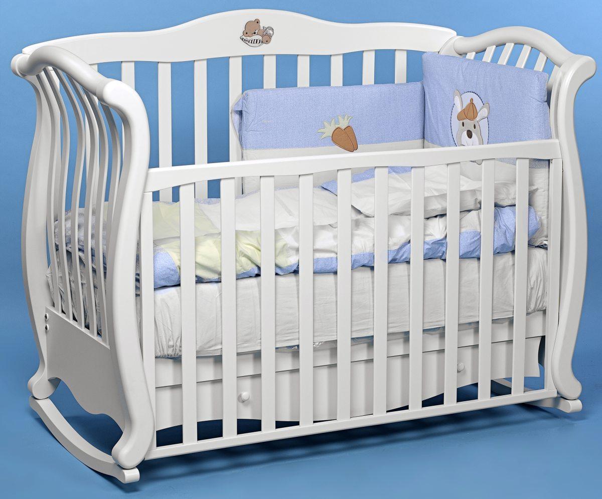 Фото детской кроватки фото
