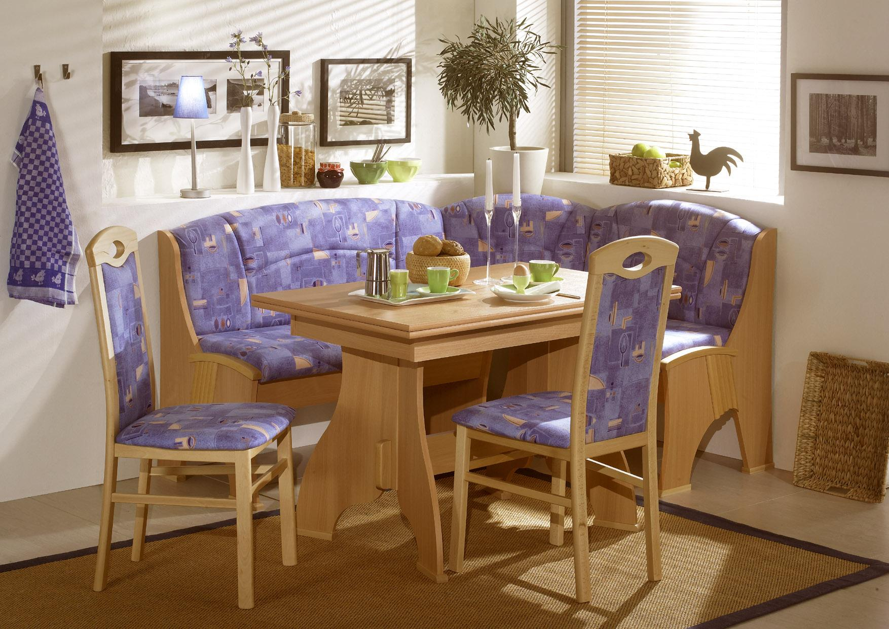 Dining room sets with bench seats