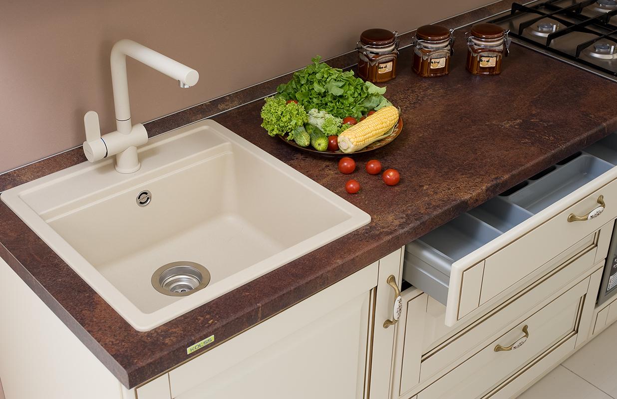 Как выбрать угловую мойку для кухни