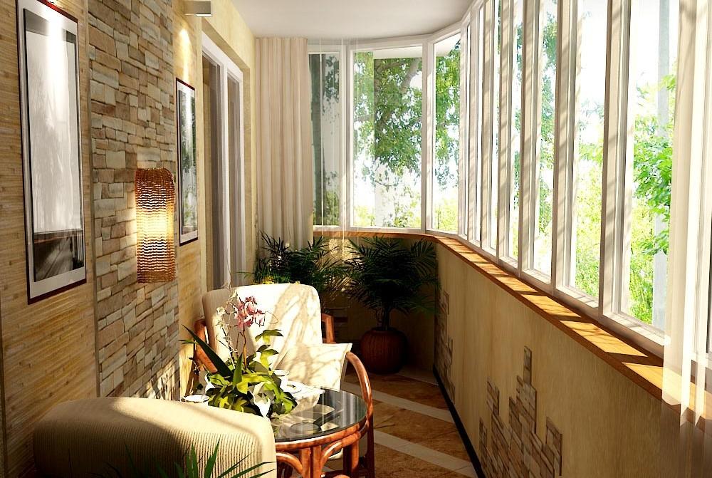 Ремонт дизайна балкона балкон остекление воскресенск