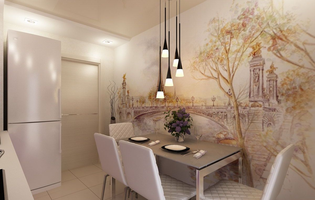 Картинки по запросу роспись стен  преимущества
