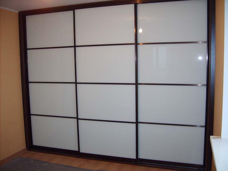 Шкаф-купе лакобель (53 фото): стильная белая модель с зеркал.