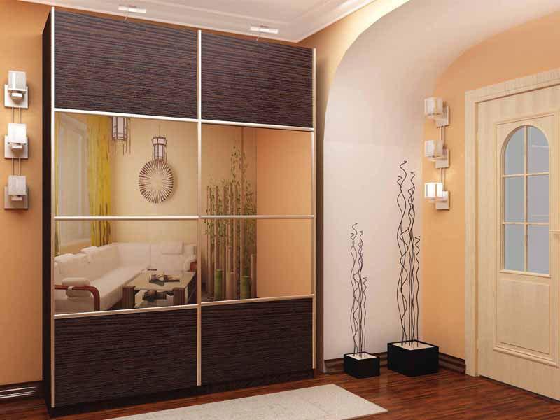 Шкаф-купе в спальню арт. 125 оптом по цене от 41 320 руб., к.