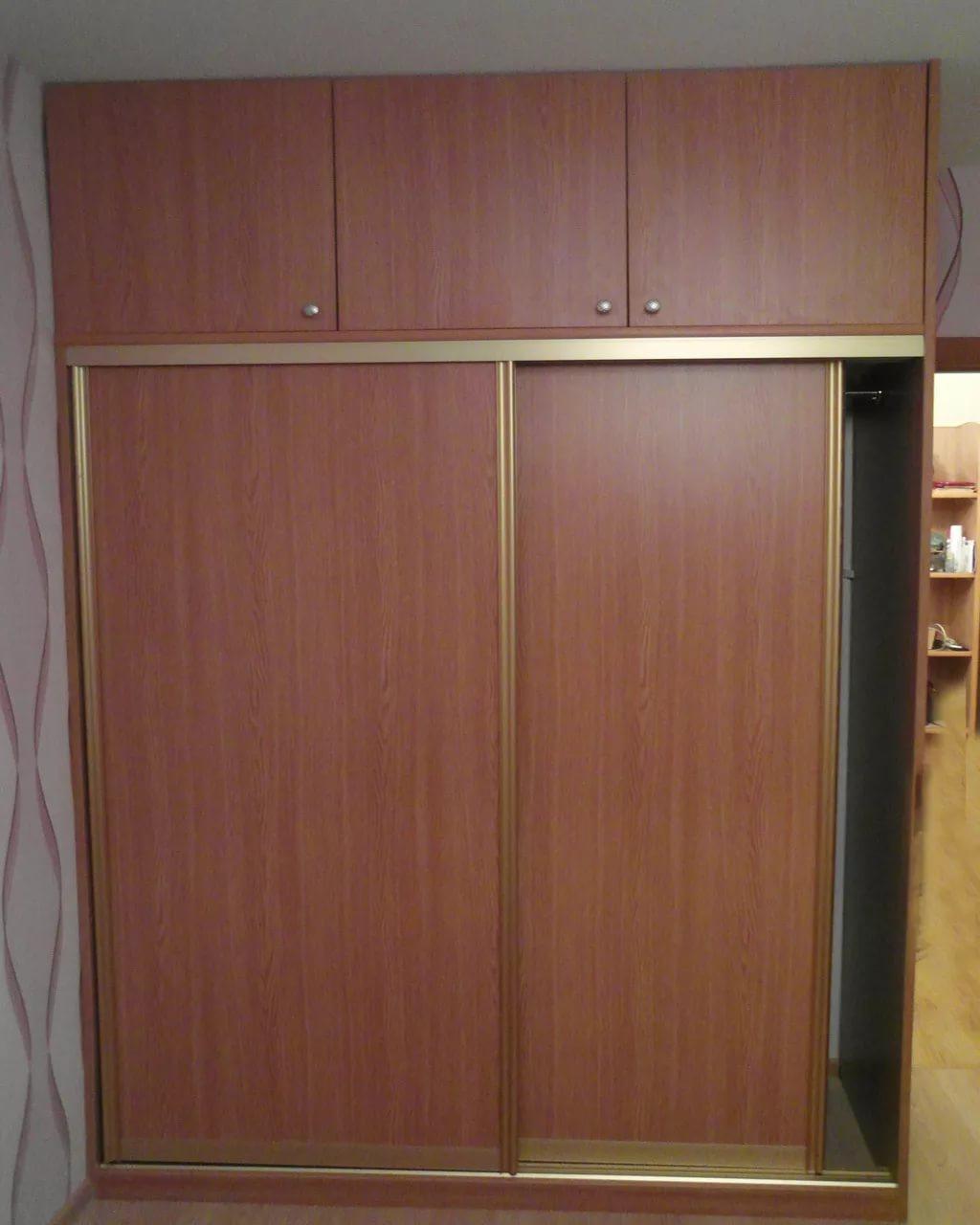 Шкаф-купе с антресолью (32 фото): модель миллениум с отдельн.