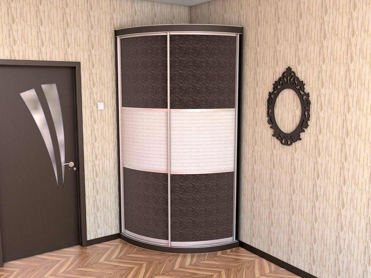Шкаф-купе в маленькую прихожую (59 фото): дизайн для узкого .