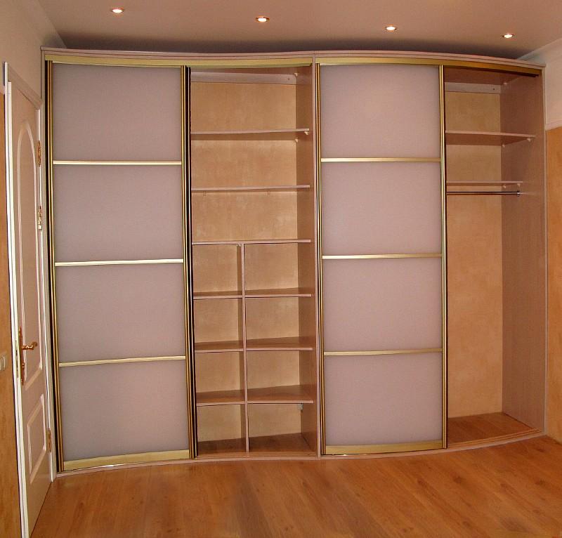 Встроенные шкафы из гипсокартона в прихожую своими руками.
