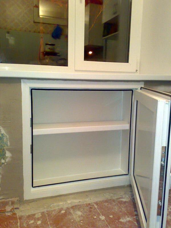 Шкаф на балкон 2018 (111 фото): готовый шкафчик-купе c рольс.