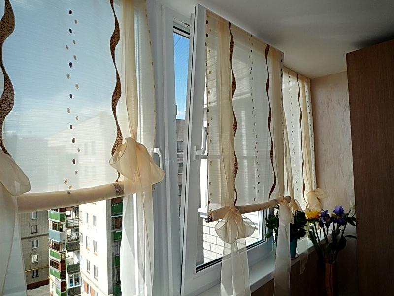 Римские шторы 40