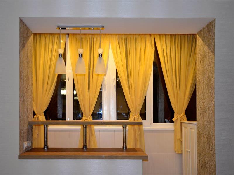 Идеи шторы для балкона фото