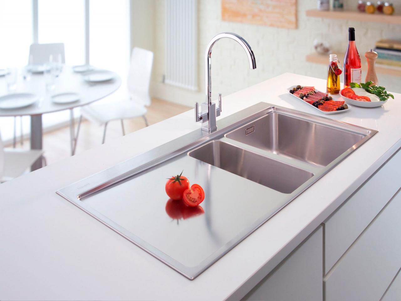 Дизайн моек на кухню
