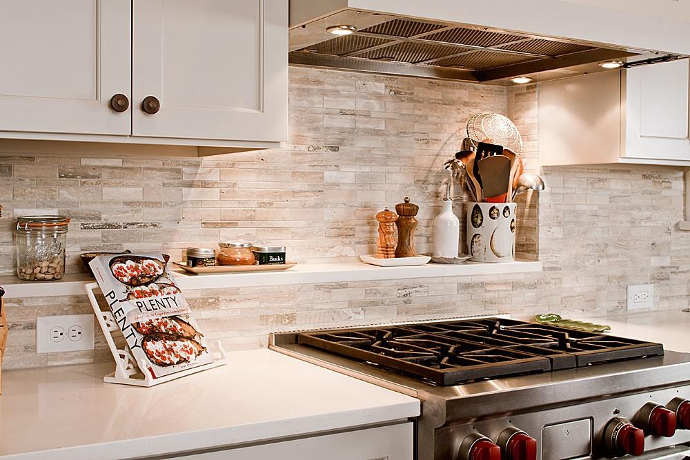 Идеи оформления фартука на кухне фото