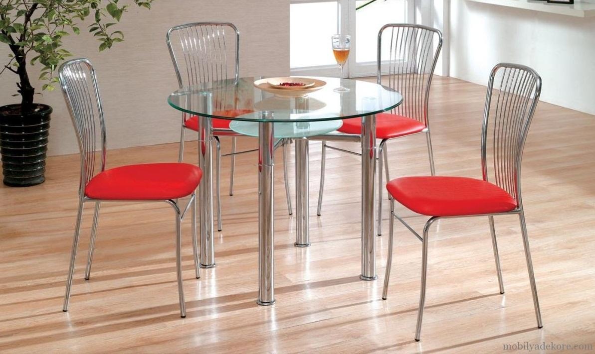 Стеклянный кухонный стол (80 фото): выбираем стол для кухни со столешницей из стекла