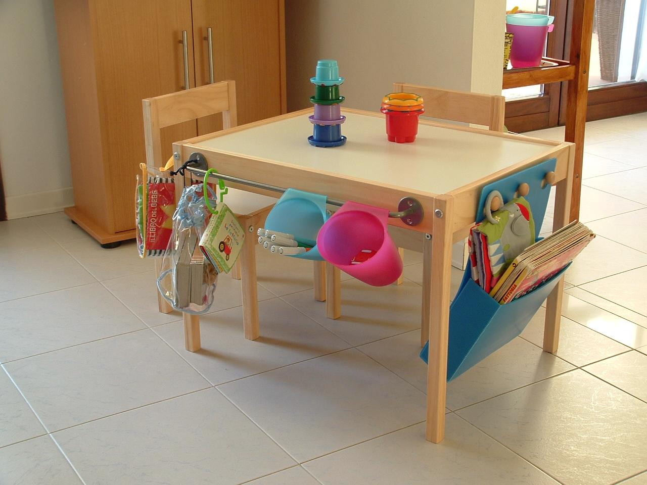 Деревянные столики для детей своими руками