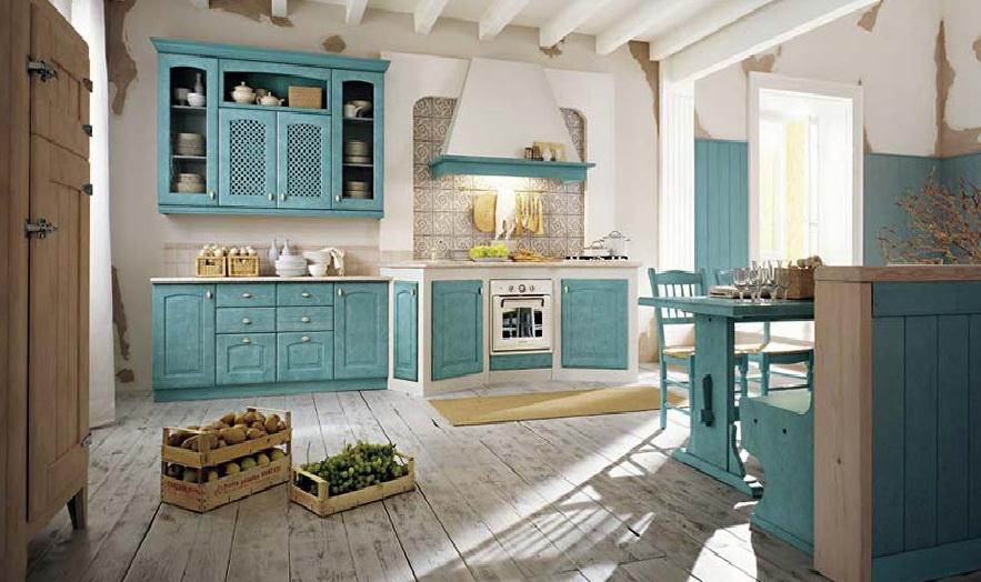 29 - Cucine in muratura stile provenzale ...