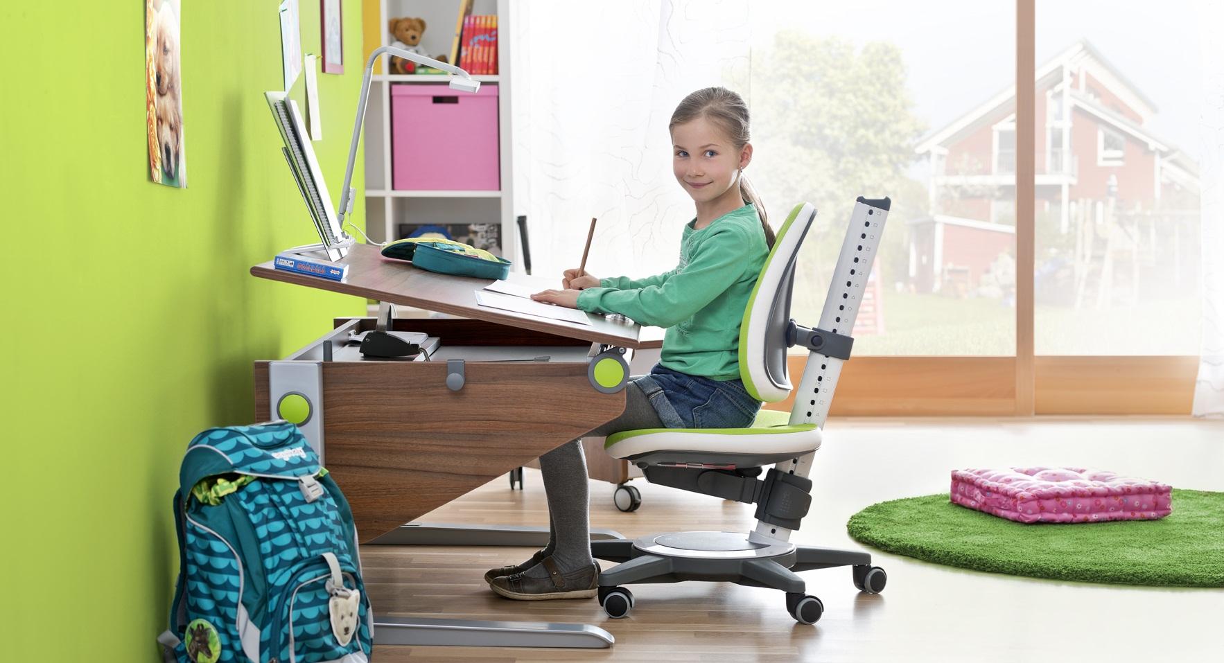 Как выбрать стол и стул для школьника