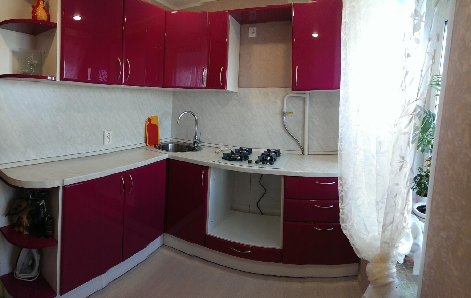 Сделать ремонт на маленькой кухне своими руками фото 728