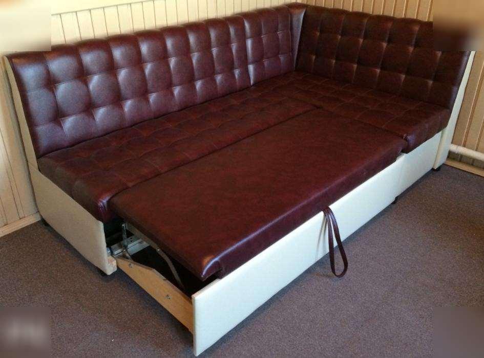 угловой раскладной диван на кухню 37 фото кухонный